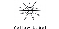 YellowLabel Logo schwarz